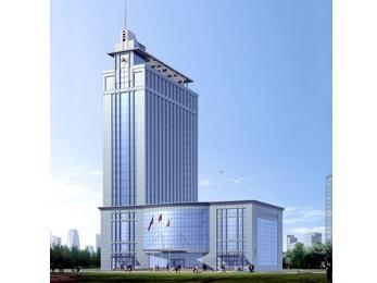 河北省广电局综合办公楼