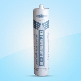 SS911超高性能硅酮耐候密封胶