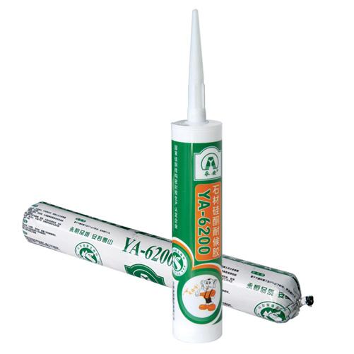 YA-6200无污染石材硅酮耐候胶
