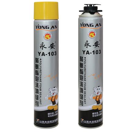 YA-103聚氨酯泡沫填缝剂